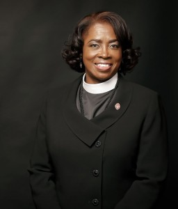 Pastor Barbara A. Salley