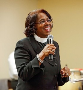 Pastor Barbara Salley
