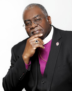 Bishop Daniel B. Salley Jr.